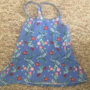 Old Navy girls tank. Like new. Size 10-12